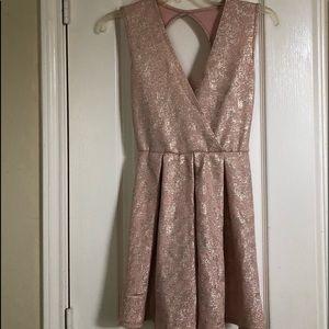 deb mini dress